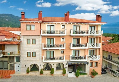 3+ нощувки на човек на база Закуска и вечеря в Mediterranean Olympus Hotel 4*, Литохоро, Олимпийска ривиера, безплатно за деца до 6.99 г. - Снимка