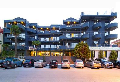 3+ нощувки на човек на база Закуска и вечеря в Smartline Mediterranean Hotel 4*, Паралия Катерини, Олимпийска ривиера, безплатно за деца до 6.99 г. - Снимка