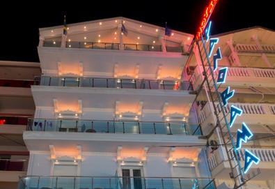 Нощувка на база BB в Panorama Hotel 3*, Катерини, Олимпийска ривиера