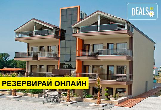 Нощувка на база BB,HB в Principal New Leisure Hotel 3*, Паралия Катерини, Олимпийска ривиера