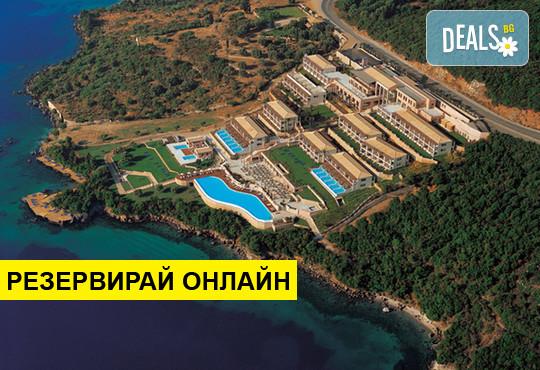 Нощувка на база HB в Ionian Blue Hotel 5*, Лефкада, о. Лефкада