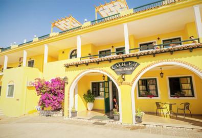 3+ нощувки на човек на база Закуска, Закуска и вечеря, All inclusive в Corfu Residence Hotel 4*, Нисаки, о. Корфу - Снимка