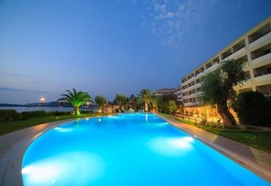 3+ нощувки на човек на база Закуска и вечеря, All inclusive в Elea Beach Hotel 4*, Дасиа, о. Корфу - Снимка