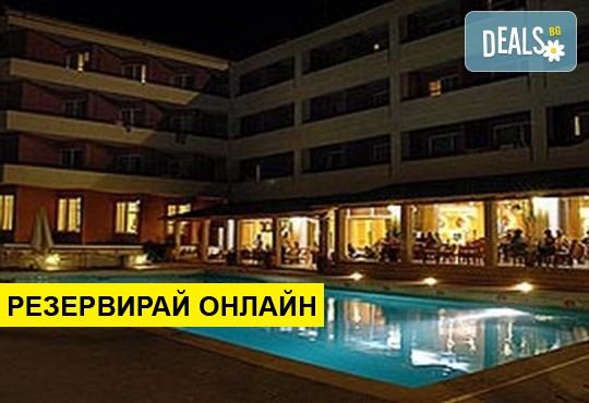 Нощувка на база Закуска и вечеря,All inclusive в Elea Beach Hotel 4*, Дасиа, о. Корфу