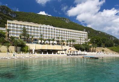 5+ нощувки на човек на база All inclusive в Louis Primasol Ionian Sun Hotel 4*, Агиос Йоанис Перистерон, о. Корфу, безплатно за деца до 1.99 г. - Снимка