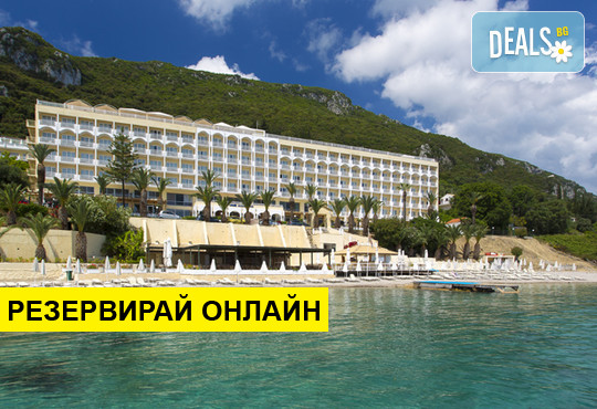 Нощувка на база AI в Louis Primasol Ionian Sun Hotel 4*, Агиос Йоанис Перистерон, о. Корфу