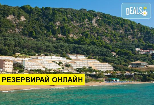 Нощувка на база AI в Hotel Mayor Pelekas Monastery 5*, Пелекас, о. Корфу