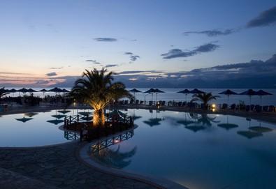 Нощувка на човек на база All inclusive в Mareblue Beach Resort 4*, Агиос Спиридон, о. Корфу - Снимка