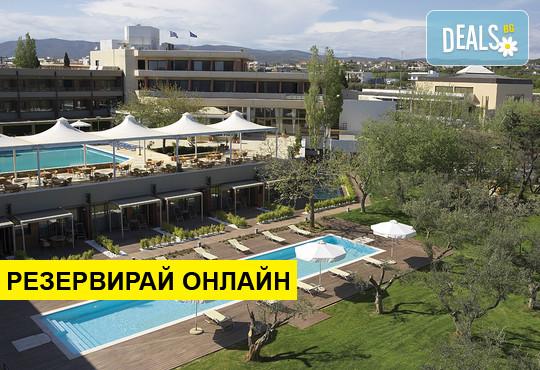 Нощувка на база BB,HB в Alexander Beach Hotel & Spa 4*, Александруполис, Северна Гърция