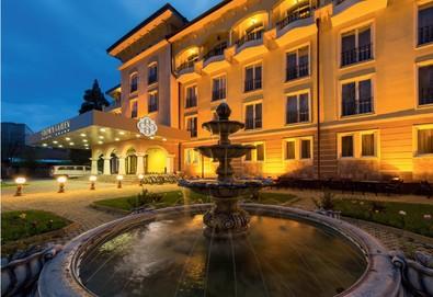 Почивка в СПА Хотел Стримон Гардън 5*, Кюстендил! 1 или повече нощувки със закуски или закуски и вечери, ползване на минерален басейн и СПА, безплатно за деца до 5.99г. + специални цени за неделя - Снимка