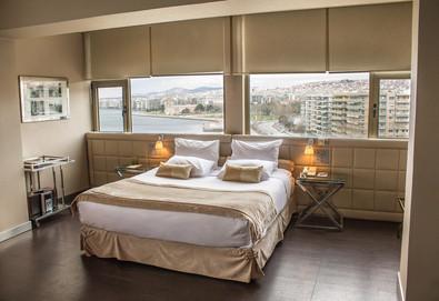 Нощувка на човек на база Закуска, Закуска и вечеря в Makedonia Palace Hotel 5*, Солун, Солун - Снимка