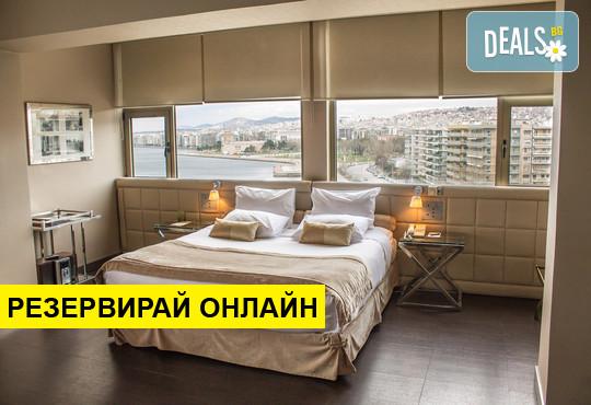 Нощувка на база Закуска,Закуска и вечеря в Makedonia Palace Hotel 5*, Солун, Солун