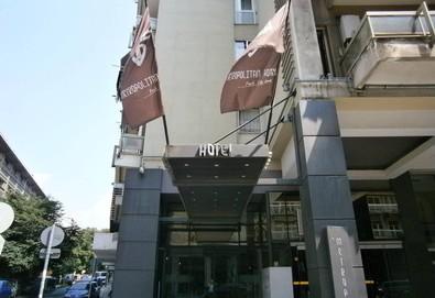 Нощувка на човек на база Закуска в Metropolitan Hotel 3*, Солун, Солун - Снимка