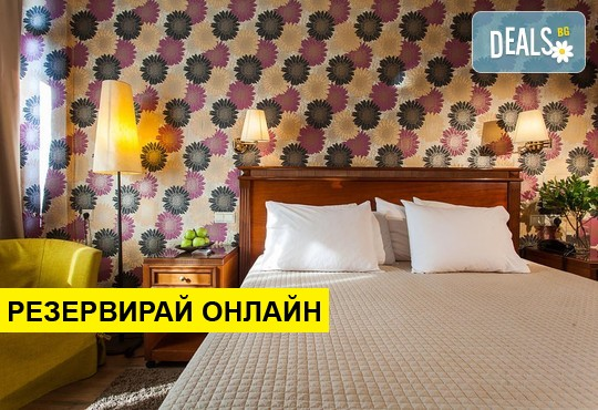 Нощувка на база Закуска в El Greco Hotel 3*, Солун, Солун