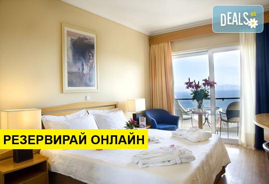 Нощувка на база BB,HB в Egnatia City Hotel & Spa 4*, Кавала, Северна