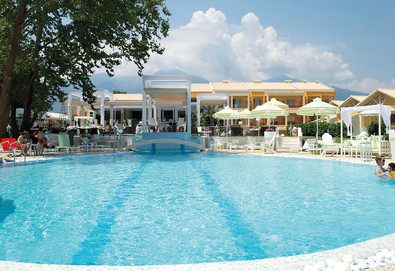 Нощувка на човек на база Закуска, Закуска и вечеря в Litohoro Olympus Resort Villas & Spa 5*, Литохоро, Олимпийска ривиера - Снимка