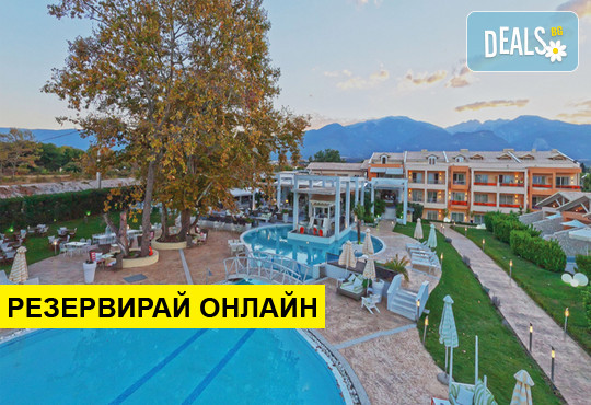 Нощувка на база Закуска,Закуска и вечеря в Litohoro Olympus Resort Villas & Spa 5*, Литохоро, Олимпийска ривиера