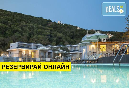 Нощувка на база BB,HB в Aqua Oliva Resort 4*, Сивота, Епир
