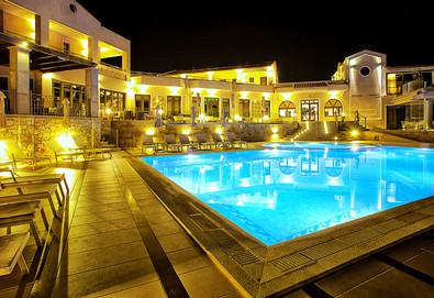 3+ нощувки на човек на база Закуска, Закуска и вечеря, Закуска, обяд и вечеря в Sivota Diamond Spa Resort 5*, Сивота, Епир, безплатно за деца до 4.99 г. - Снимка