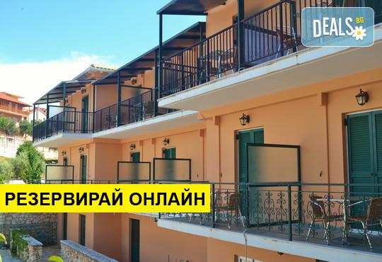 Нощувка на база RR,BB,HB в Vergina Star Hotel 3*, Лефкада, о. Лефкада