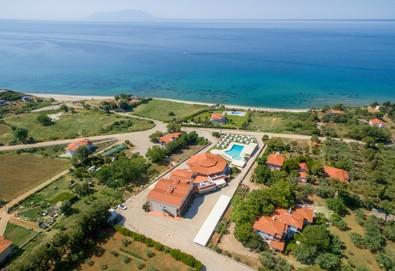 Нощувка на човек на база Закуска и вечеря в FilosXenia Ismaros Hotel 4*, Платанитис, Северна Гърция - Снимка