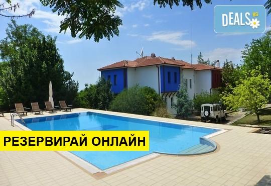 Нощувка на база BB,HB в FilosXenia Roxani Country House Hotel 3*, Марония, Северна Гърция