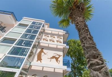 Нощувка на база Закуска и вечеря в 12 Olympian Gods Hotel 3*, Платамонас, Олимпийска ривиера - Снимка