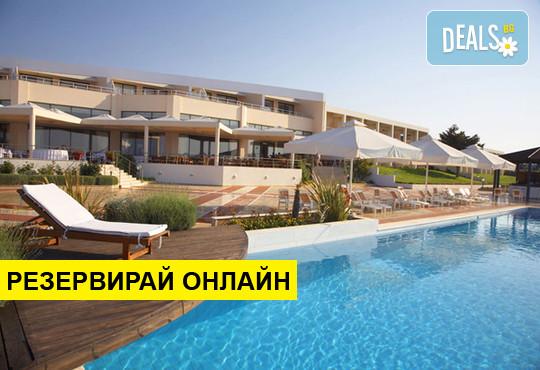Нощувка на база BB,HB,FB,AI в Ramada Plaza Thraki 5*, Александруполис, Северна Гърция
