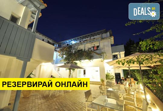 Нощувка на база BB в Agios Nikitas Hotel 2*, Лефкада, о. Лефкада