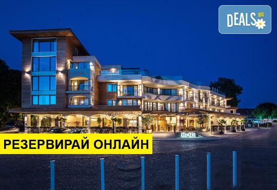 Почивка в Blu Bay Design Hotel, Созопол: нощувка на база ВВ, ползване на фитнес и басейн