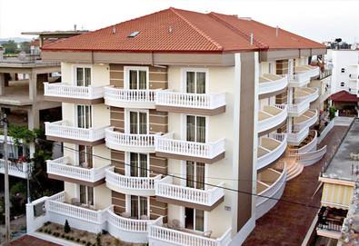 3+ нощувки на човек на база Закуска в RG Status Hotel 2*, Паралия Катерини, Олимпийска ривиера - Снимка