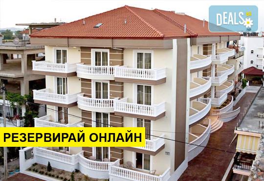 Нощувка на база BB в RG Status Hotel 2*, Паралия Катерини, Олимпийска