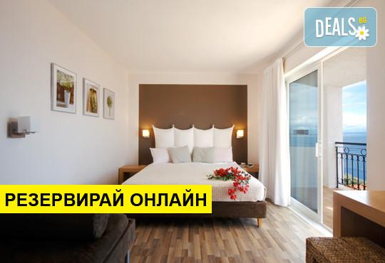 Нощувка на база Закуска и вечеря в Pantokrator Hotel 3*, Нисаки, о. Корфу