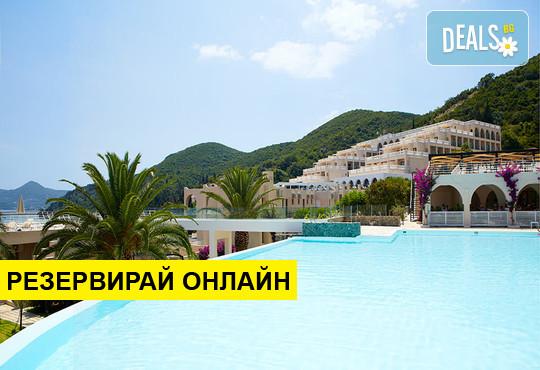 Нощувка на база HB,FB,UI в MarBella Corfu Hotel 5*, Агиос Йоанис Перистерон, о. Корфу