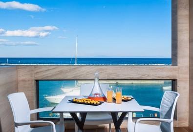 Нощувка на човек на база Закуска, Закуска и вечеря в Porto Marine Hotel 4*, Платамонас, Олимпийска ривиера - Снимка