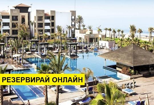 Самолетна програма от София! 7 нощувки на база All inclusive в Riu Palace Tikida 5*
