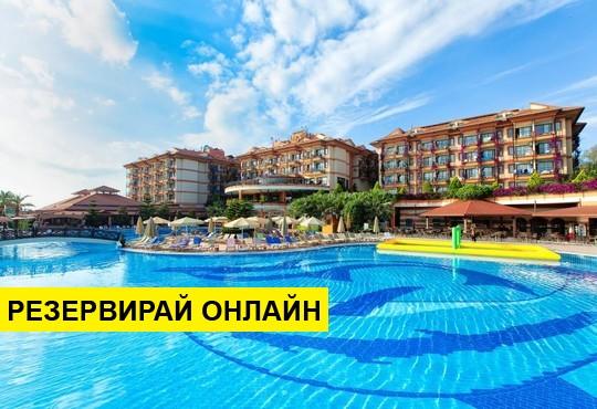 Самолетна програма от София! 7 нощувки на база All inclusive в Adalya Art Side Hotel 5*