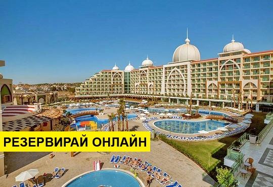 Самолетна програма от София! 10 нощувки на база All inclusive в Alan Xafira Deluxe Resort & Spa 5*