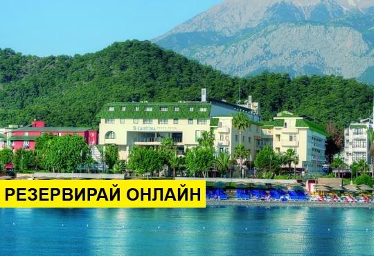 Самолетна програма от София! 7 нощувки на база All inclusive в L´ancora Beach Hotel 4*