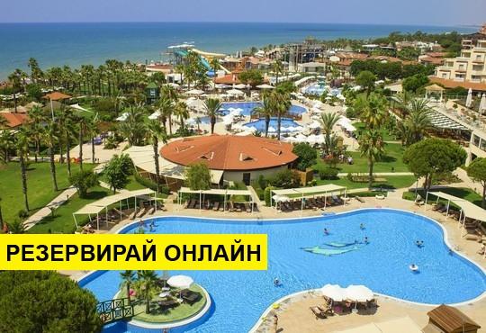Самолетна програма от Варна! 7 нощувки на база Ultra all inclusive в Bellis Deluxe Hotel 5*