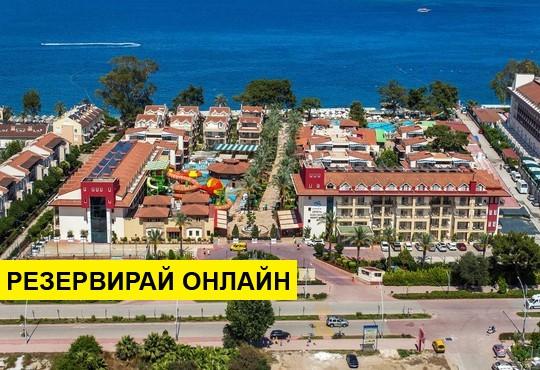 Самолетна програма от София! 7 нощувки на база Ultra all inclusive в Crystal Aura Beach Resort & Spa 5*