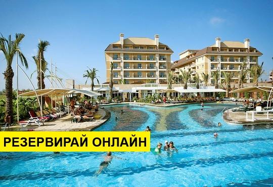 Самолетна програма от София! 7 нощувки на база Ultra all inclusive в Crystal Family Resort & Spa 5*
