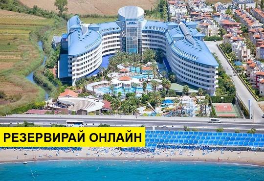 Самолетна програма от София! 7 нощувки на база Ultra all inclusive в Crystal Admiral Resort Suites & Spa 5*
