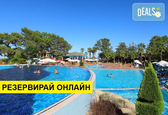 Самолетна програма от София! 7 нощувки на база All inclusive в Club Salima 5*