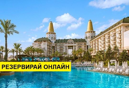 Самолетна програма от София! 5 нощувки на база Ultra all inclusive в Delphin Diva Premiere 5*
