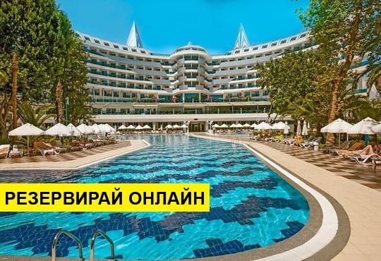 Самолетна програма от София! 7 нощувки на база Ultra all inclusive в Botanik Platinum 5*