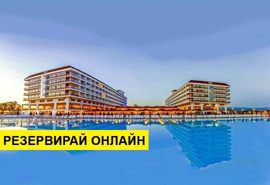Самолетна програма от София! 7 нощувки на база Ultra all inclusive в Eftalia Aqua Resort 5*