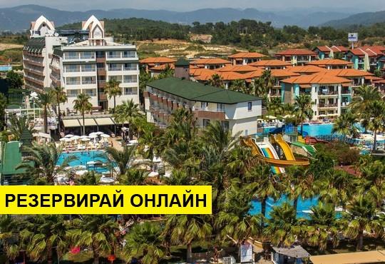 Самолетна програма от София! 7 нощувки на база Ultra all inclusive в Galeri Resort Hotel  5*