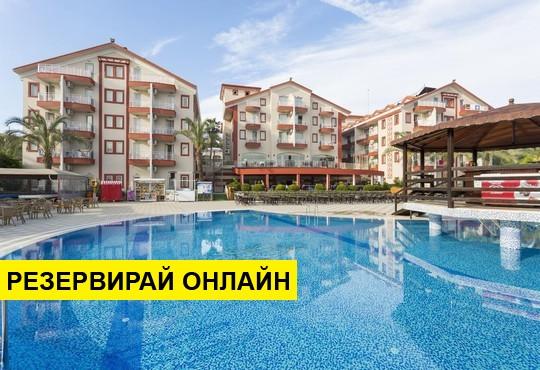 Самолетна програма от Варна! 7 нощувки на база All inclusive в Hane Sun Hotel 5*