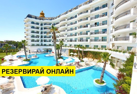 Самолетна програма от София! 14 нощувки на база Ultra all inclusive в Heaven Beach Resort & Spa 5*